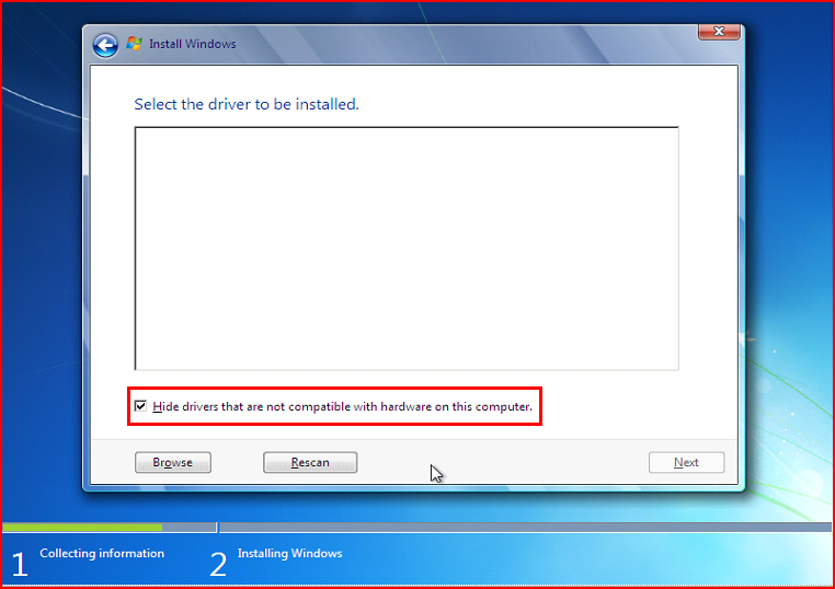 Installing Windows XP With F6 AHCI/RAID Drivers From USB Only